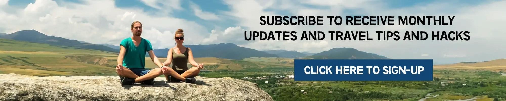 Timezone junkies newsletter banner