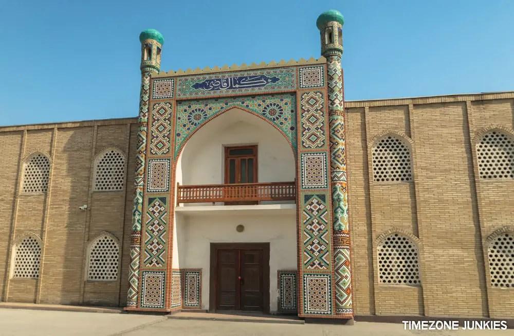 best time to go to uzbekistan