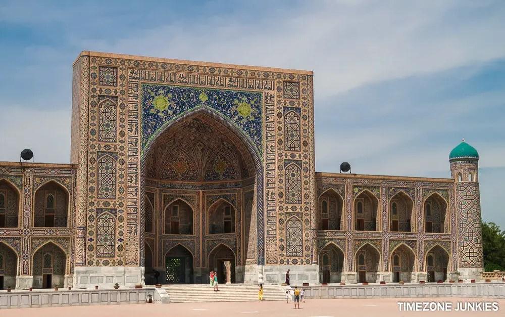 best time to visit uzbekistan
