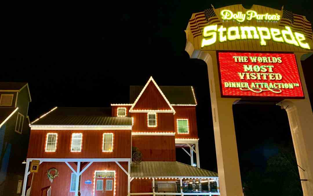 Dolly Parton's Stampede Pigeon Forge