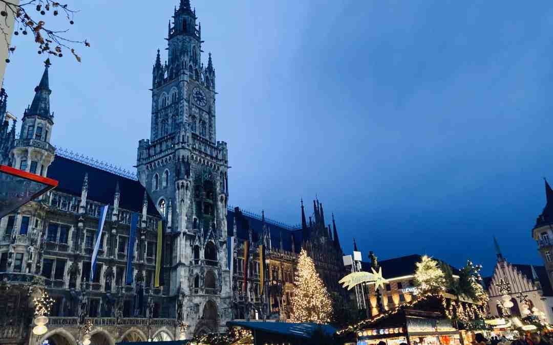 German Christmas Market Road Trip