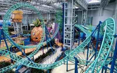 Review of Mall of America Attractions