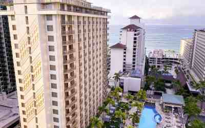 Embassy Suites Waikiki Hotel Review