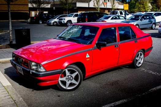 Alfa Romeo Twin Spark Quadrifoglio in Victoria