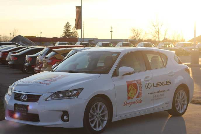 Lexus of London Lexus CT 200h Chinese New Year Celebration