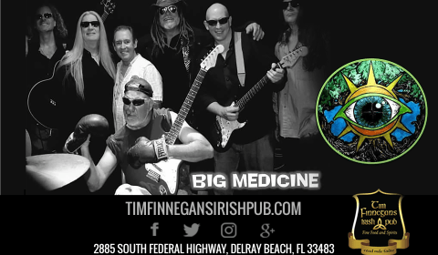 Big Medicine Live at Tim Finnegan's