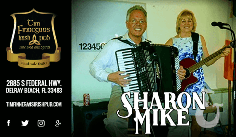 Sharon and Mike