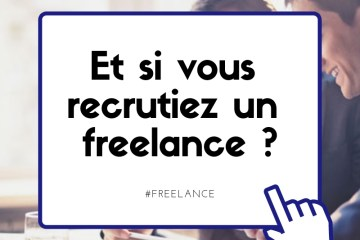Recrutez un freelance