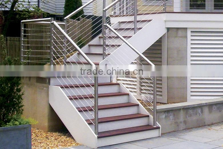 Stainless Steel Exterior Handrail Lowes Balustrades Of Railings | Exterior Stainless Steel Handrail | Adjustable Exterior Metal | Modular Steel | Porch | Steel Usa | Wall Mounted