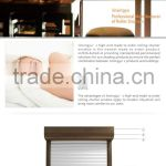 Aluminum German High End Customized Rolling Security Window
