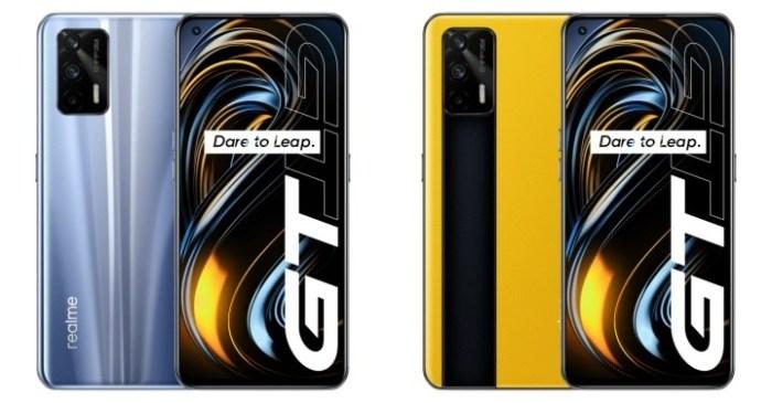 Realme GT台湾旗舰店4/22宣布上市信息2