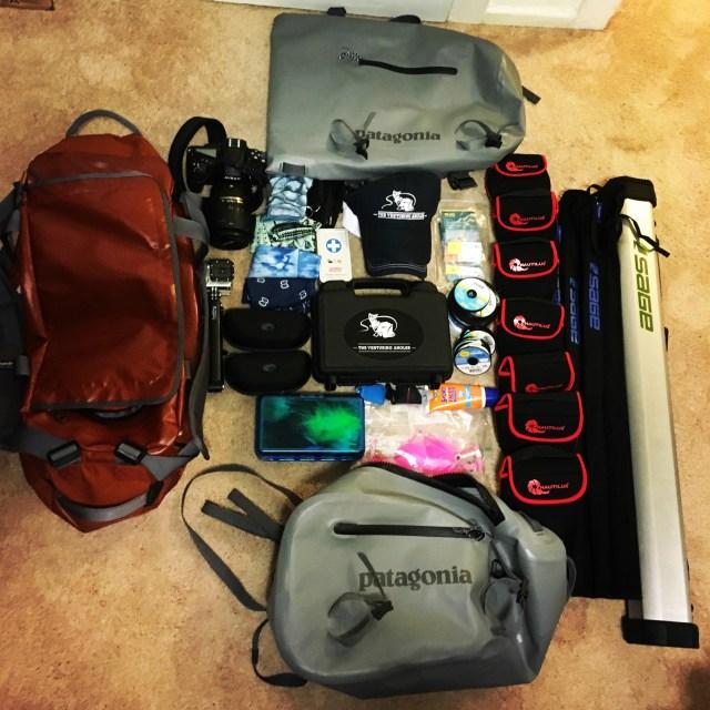 Nicaragua packing