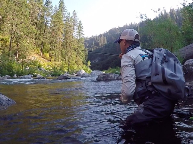 Tim Harden California Fly Fishing
