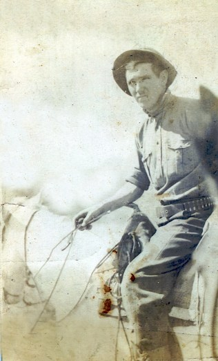 Tim Henderson's grandfather, Karl Henderson silver mining in Mexico 1911