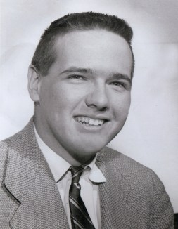Tim Henderson - junior in HS 1957