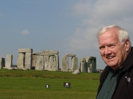Tim Henderson Stone Henge