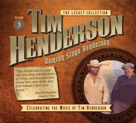 Tim Henderson Allen Damron Damron sings Henderson