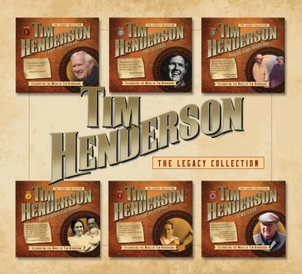 tim henderson legacy collection box set