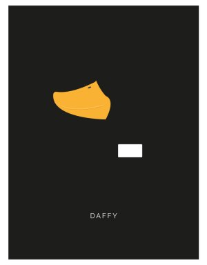 timhenning-theDs-30x40cm-1-daffy
