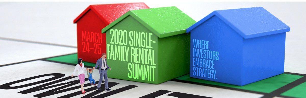 Tim Herriage Announced as Speaker at the Single-Family Rental Summit— Exit Strategies Discussion