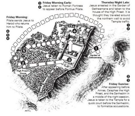 Jerusalem map 2