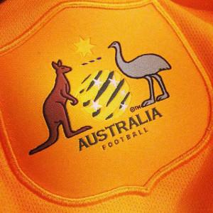 Socceroos badge