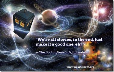 dr who story