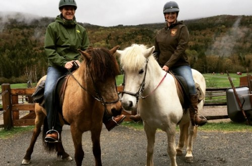 An Icelandic Horse Vacation- in Vermont!