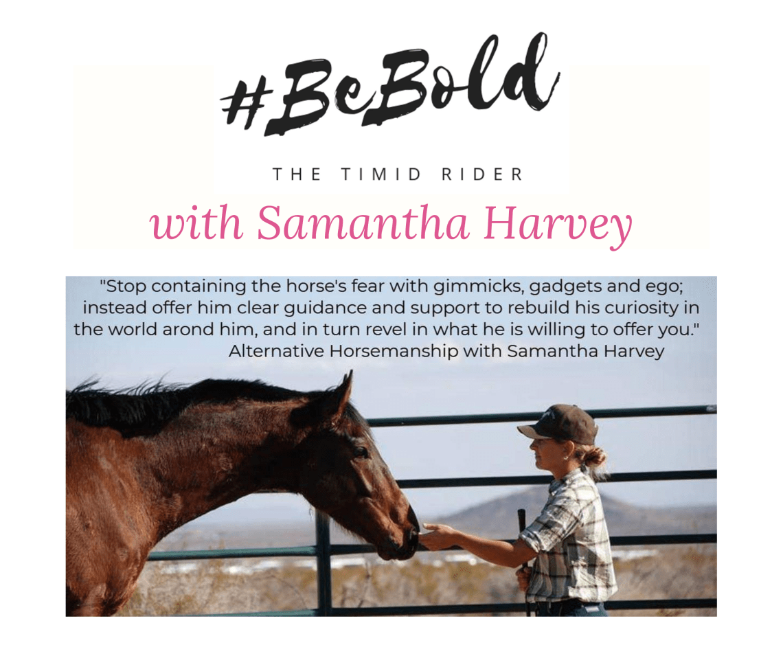 Samantha Harvey Alternative Horsemanship