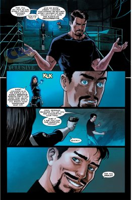 Agents of Shield #1 2