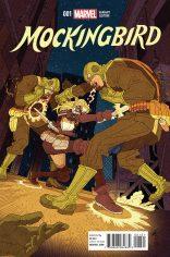 Mockingbird #1 Cover 2