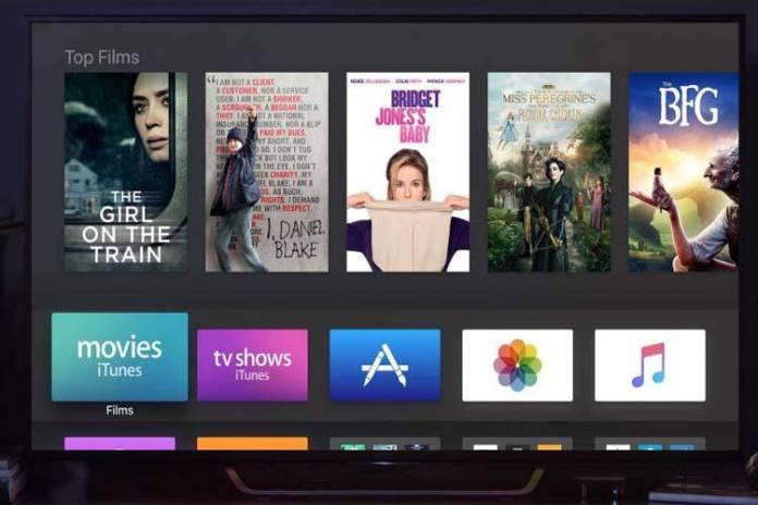 El contenido por suscripción de Apple TV