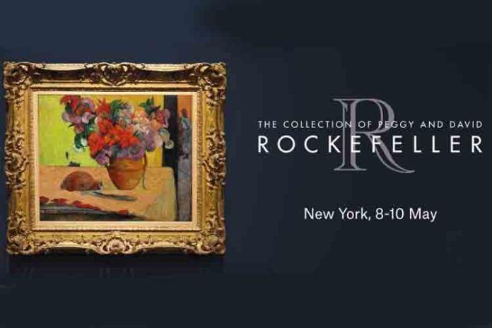 La subasta de Rockefeller podría alcanzar los 1000 millones