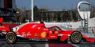 Lenovo inicia la asociación con la Escudería Ferrari en Melbourne