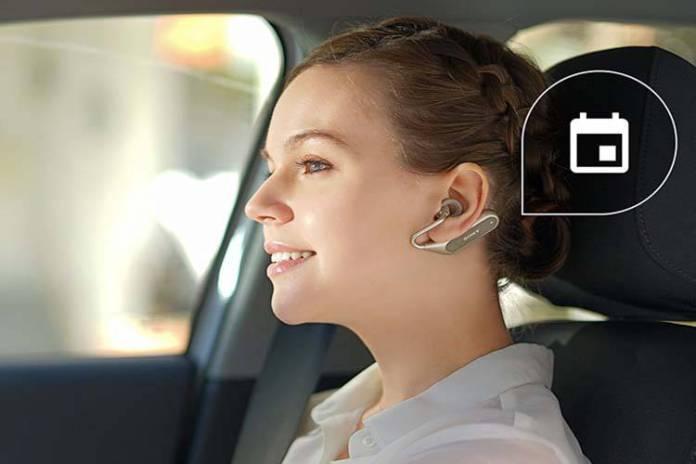 Nuevos Auriculares Sony-Open Ear Xperia Ear Duo