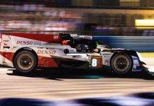 Fernando Alonso lidera las 1.000 Millas de Sebring