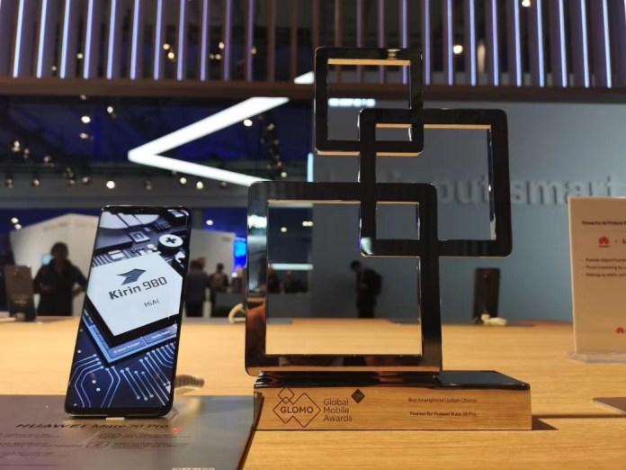 HUAWEI Mate 20 Pro premio al mejor teléfono