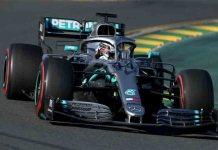 Hamilton y Mercedes dominan la primera toma
