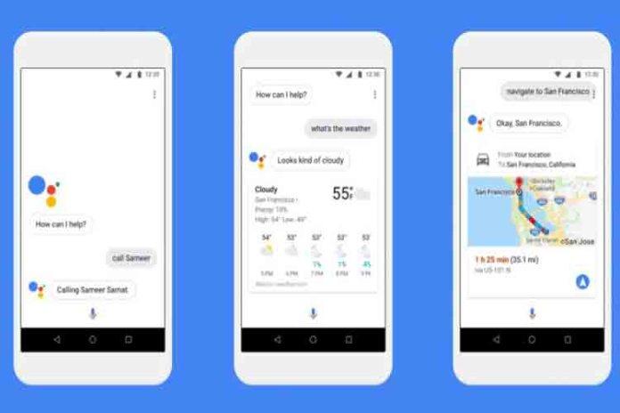 Las novedades del Asistente de Google en el MWC