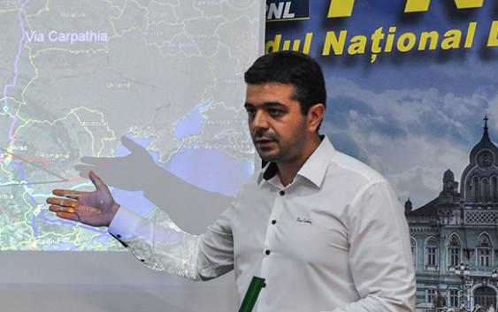 Unirea Timișoarei cu Aradul pentru crearea metropolei – o soluție prezentată de liberalul Marian Vasile