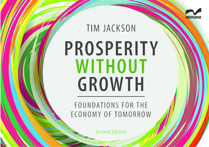Prosperity Without Growth | Book Cover