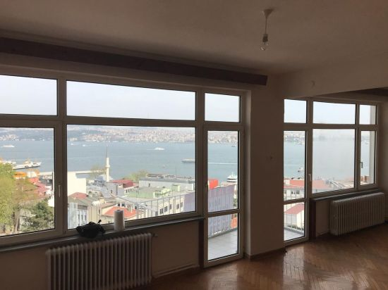 Be inside of Bosphorus