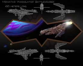 """My Eve Online """"Design Your Own Starship"""" Contest Entry."""
