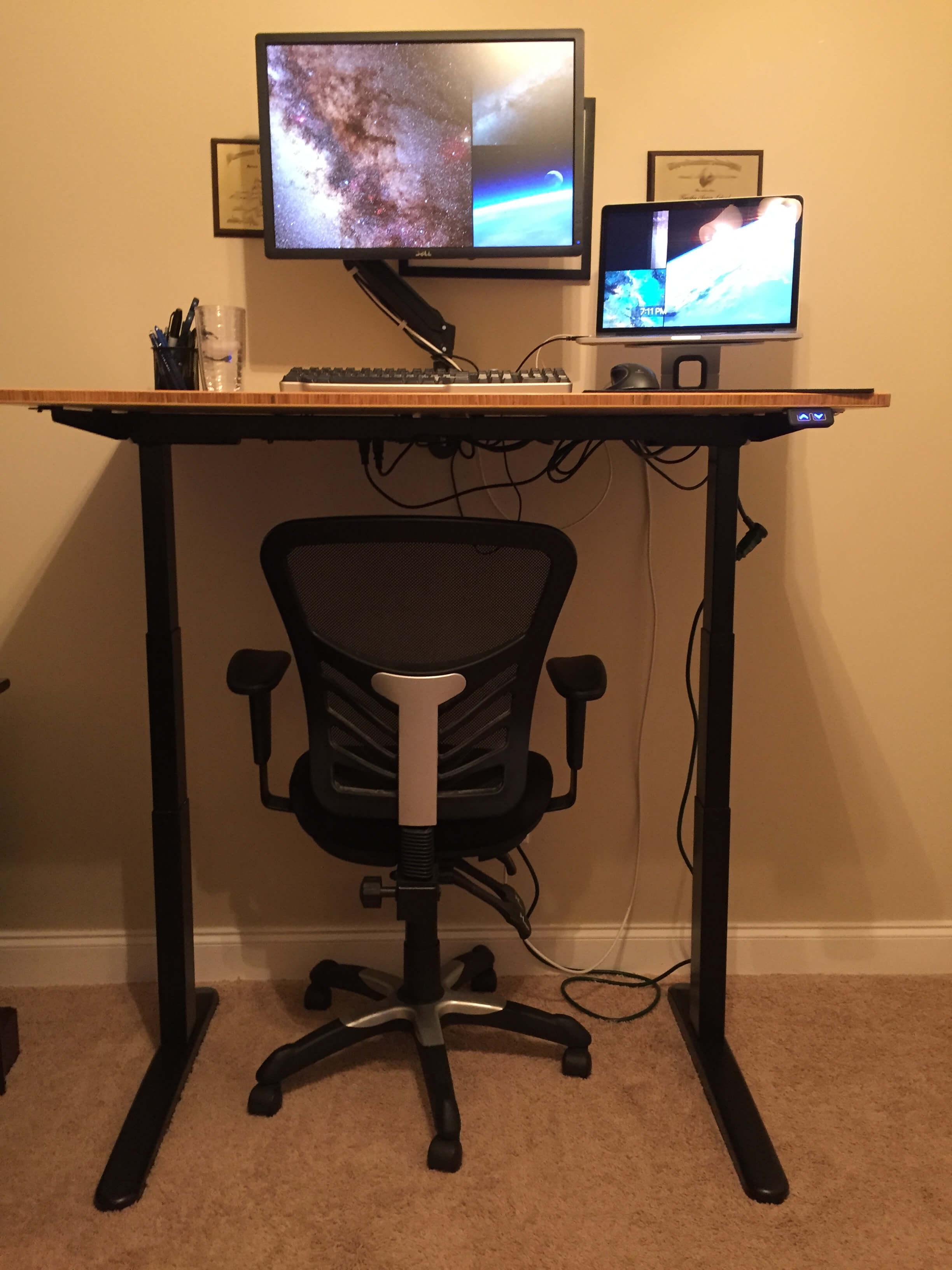 Ergo Depot Jarvis Standing Desks Review Tim Leland