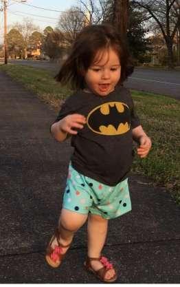 I'm running!