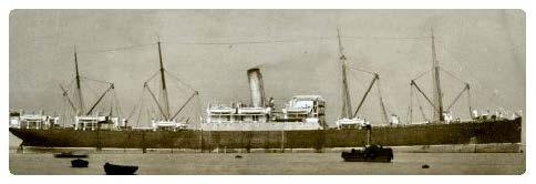 californian titanic distance