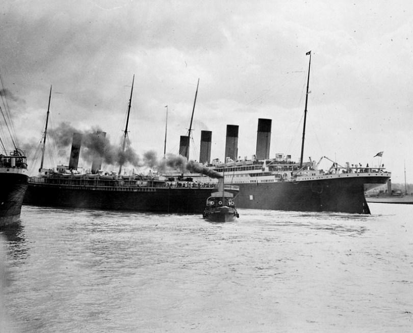 Titanic Southampton