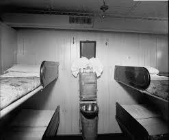 cabin titanic