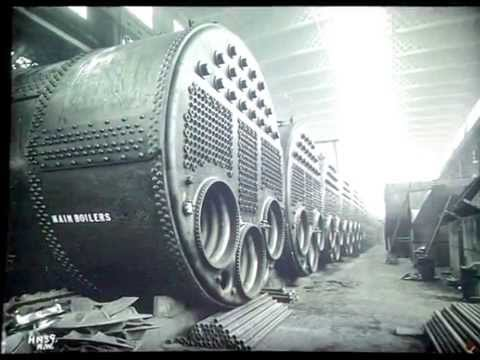 titanic engines