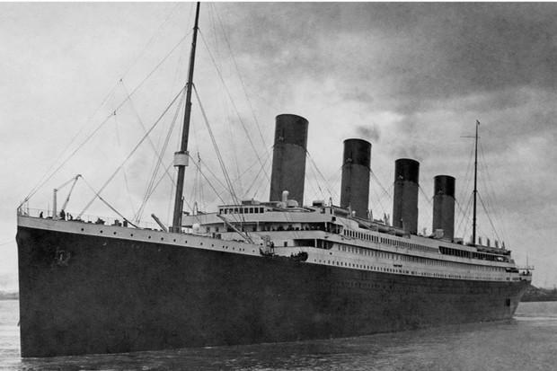 Titanic Tim Maltin